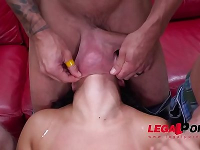 Young Monica Sage Gets Mad about Hard Balls Deep AIRTIGHT