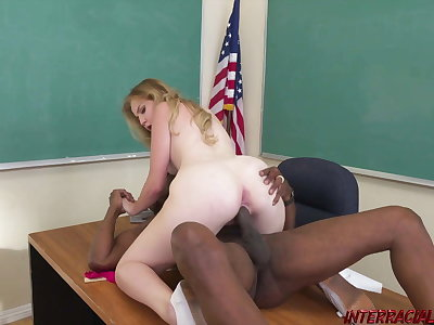 Britney Light gets Bent Go away from be passed on Desk at the end of one's tether her BBC Teacher