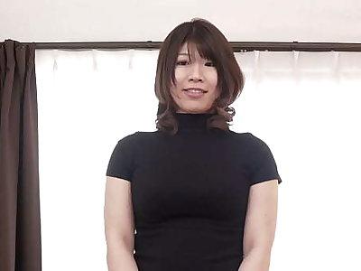 初撮り人妻ドキュメント 森嶋はるな