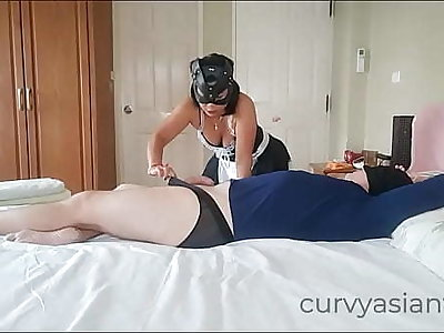 Asian filly couldn't resist cock, Accoutrement 1