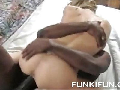 BBC FUCKS HARD HES Tow-haired Virago STEPSISTER - YOU CAN FUCK Say no to TOO