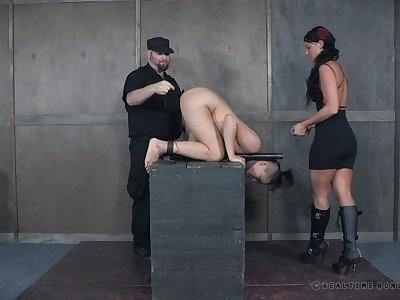 Milcah Halili and Lorelei Lee enjoy getting plighted and brutally tortured