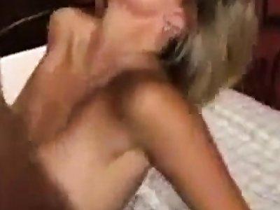 girl loving his cock inside her